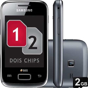 Samsung Galaxy Y Duos S6102 Nacional Wifi Gps 2 Chips
