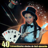 Kit Magia Para Niños Adultos +40 Trucos Diferentes Set Magic