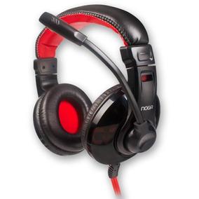 Auricular Gamer Noga St 8626 Blaze Micrófono Headset Juegos