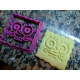 Cortante De Galletas Bob Esponja