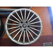 Jogo De Rodas Ford Focus Originais Mark Italy R17/5/7j