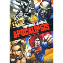 Dvd Superman / Batman Apocalypse ( 2010 ) - Lauren Montgomer