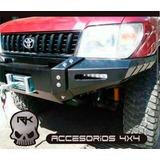 Parachoques Para Tu Rústico Toyota Merú(financiado 2 Cuotas)