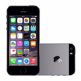 Iphone 5s 16gb 4g Original Vitrine +nf+capa+película Vidro