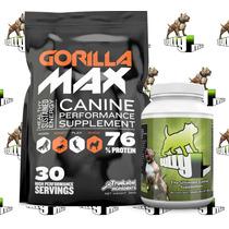 Combo Bully Max & Gorilla Max Envío Gratis