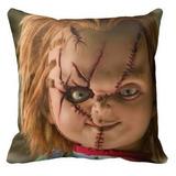 Chucky Saw Cojin