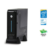 Pc Mini Itx Intel Core I5 6400 2.7ghz 4gb Hd 500gb Hdmi
