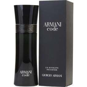 3a6db1143 Perfume Armani Code Edt 125 Ml - Perfumes no Mercado Livre Brasil