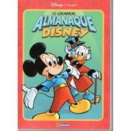 Grande Almanaque Disney 1 - Culturama 01 Bonellihq E19