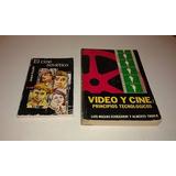 Lote De 2 Libros De Cine Raros Estudiantes De Cine Cinefilos