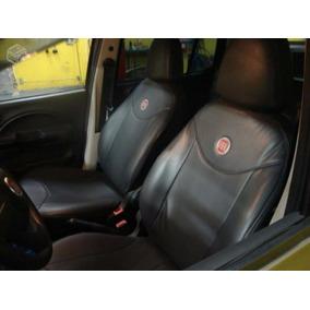 Jogo Capa Banco Carro Couro Fiat Uno 98 Sx 1.0 I E 4 P