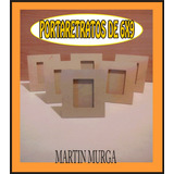 Portaretratos De Fibrofacil 6x9 X 10 Unidades