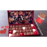 Chocolates Con Mensajes Personalizados