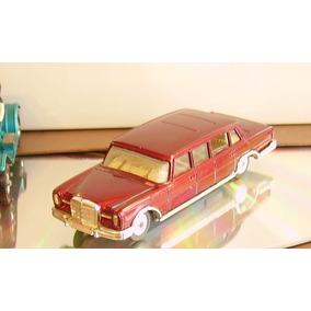 Escala 1/43 Mercedes 600 Corgi Toys Impecable Sin Detalles