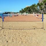Red Portátil De Volleyball Con Bolso
