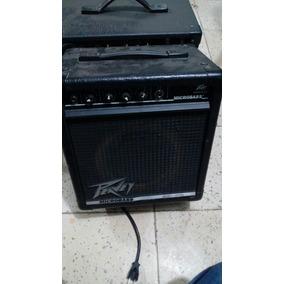 Amplificador Con Bocina Peavey