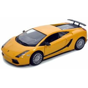 Miniatura Metal Lamborghini Galhardo 1/24