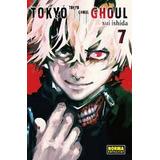 Panini Manga Tokyo Ghoul Latino Tomos 7 Al 8 72000