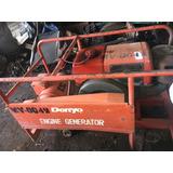 Planta Electrica De 5 Kva, Denyo Co. Ltd, Diesel