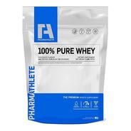 Whey Protein 2lbs Pharmathlete Proteína Con Colágeno