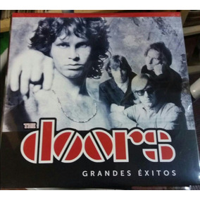 The Doors Grandes Exitos Vinilo Lp Nuevo