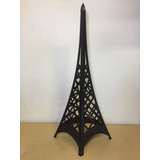 Torre Eiffel Figura Herrería India Grande