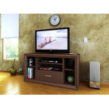 Mesa/rack De Tv-led Living Comedor Fabricante P/armar