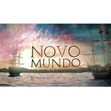 Novela Novo Mundo Completa Em 15 Dvds - Frete Grátis