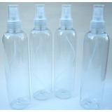 Envases Pvc 200cc Con Valv Spray Transparentes 100un