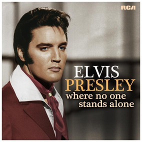 Cd Elvis Presley - Where No One Stands Alone (2018) Lacrado