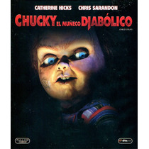 Bluray Chucky El Muñeco Diabolico ( Child´s Play ) 1988 - To