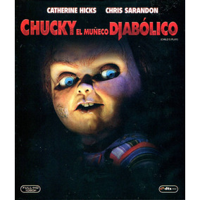Bluray Chucky El Muñeco Diabolico ( Child´s Play ) 1988 - To