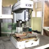 Furadeira De Bancada Aciera 18mm Cr75 Usada Frete Grátis