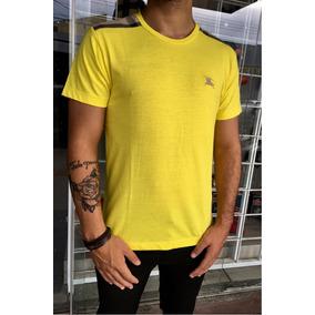 Camiseta Burberry Basica Original Liquidaçâo
