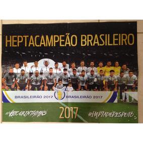 Pôster Corinthians Hepta Campeão Brasileiro