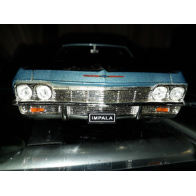 Impala Ss 396 1965 Welly Miniatura De Automóvel 1:25 Welly