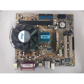 Placa Mãe Ddr1 Asus P5v800-mx + Pentium4 2.66+ 1gb *leiam*
