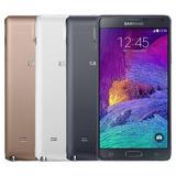 Galaxy Note 4 16mpx 32gb 3ram 4g Envío Gratis Liberado.