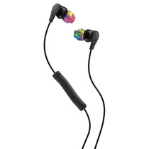 Auriculares Skullcandy Method In-ear W/mic Black/swirl/cool
