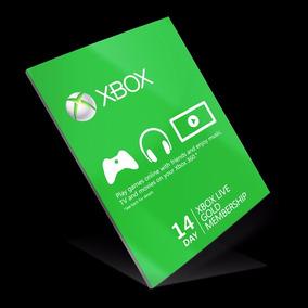 Xbox Live Gold 14 Dias - Envio Imediato - Código 25 Dígitos