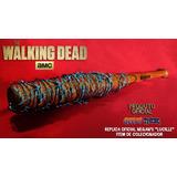 Lucille Rep Oficial Negan Taco The Walking Dead Tamanho Real