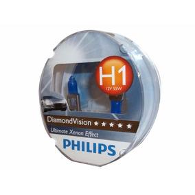 Lampada Philips Diamond Original Branca H11 H27 H8