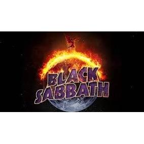 Bandeira De Banda De Rock Black Sabbath 01