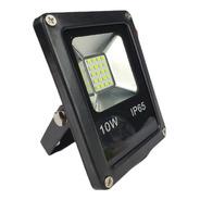 Refletor Holofote Led Verde 10w Bivolt Ip66