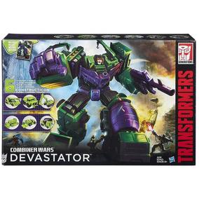 Tk0 Toy Transformers Combiner Wars Devastator Collection Pk