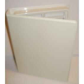 1 Estojo Demonstrador Branco-marfim P/40 Flaconetes De 4ml