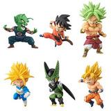 Figuras De Dragon Ball (goku, Trunks, Cell, Piccolo, Broly)