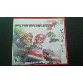 Jogo Mario Kart 7 Para 3ds Americano (usado)
