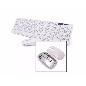 Kit Teclado + Mouse Dpi Tv Smart Not Wireless S/ Fio 1600