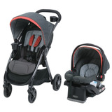 Travel System Graco Fast Action 2.0 Solar